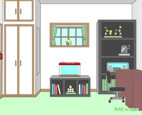 Raescape mashimaro a new house 4 for Minimalist house escape 4