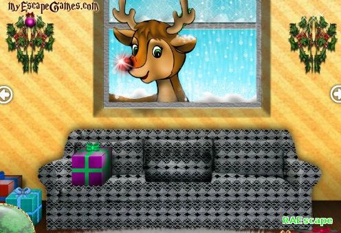 Christmas Escape  3589497