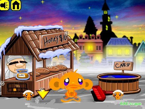 Monkey GO Happy Thanksgiving 7807861