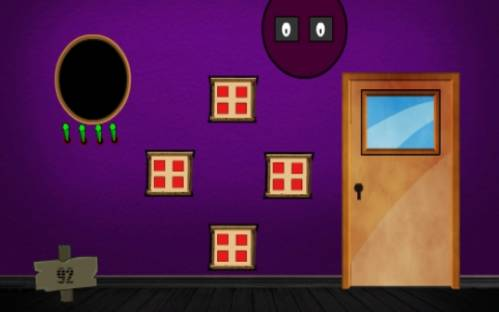 Raescape purple house escape 2 for Minimalist house escape 2